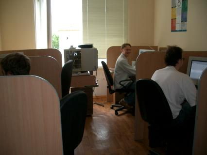 xTech office: working rooms 240,241