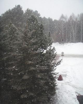 Winter view from xTech office